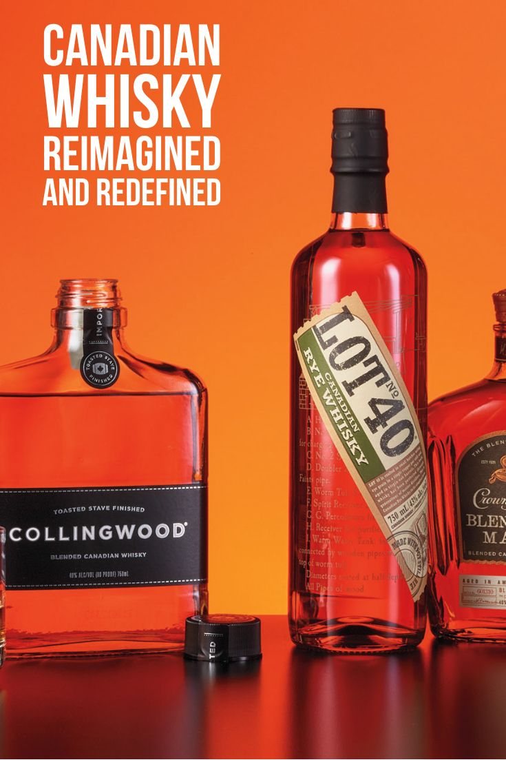 Canadian Whisky Reimagined And Redefined Wine Enthusiast Whisky Whisky Cocktails Whiskey Drinks
