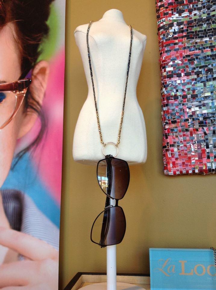 #laloop #luxuryeyesight #bling #accessories #fashion #jewelry #JosephsonOpticians