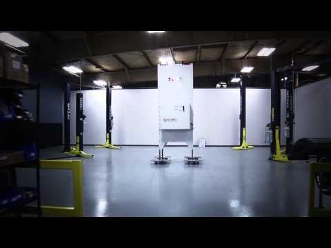 $15,200 10K CFM Sure-Cure Air Makeup Unit: Paint Booths