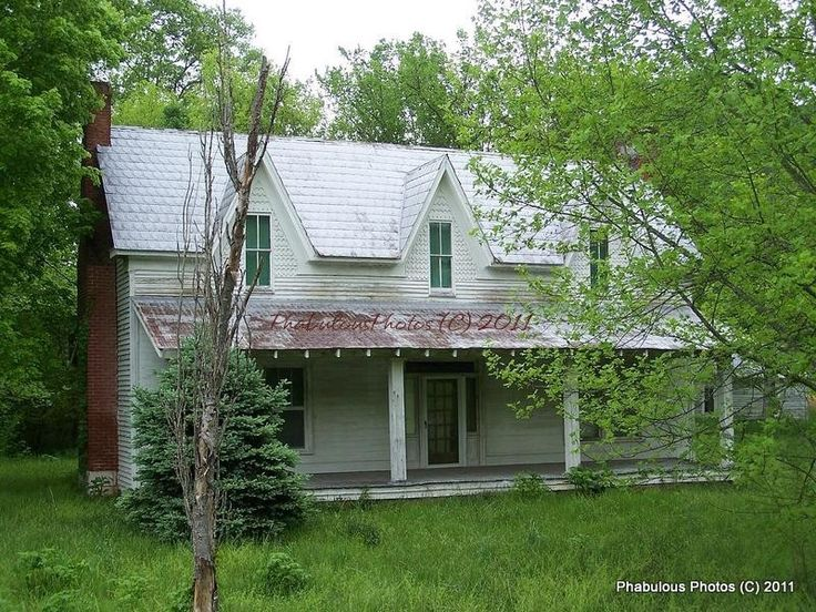 Old two story country home in the smokies 8 x 10 for Old country homes
