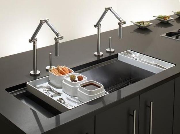 Modern Kitchen Sink Faucet best 25+ modern kitchen sinks ideas on pinterest | modern kitchen