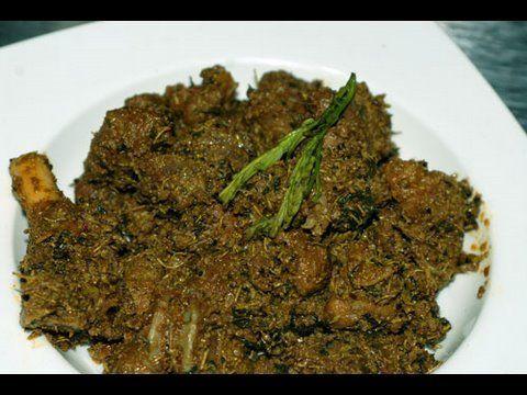 148 best indian non vegetarian recipes by vahchef vahrehvah andhra chinta chiguru mamsam mutton with tender tamarind leaves forumfinder Choice Image