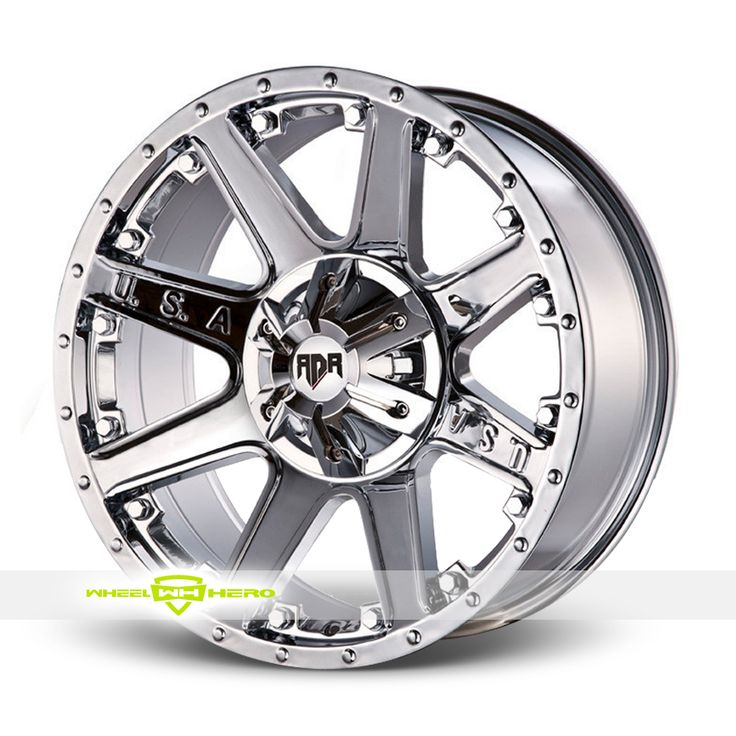 Red Dirt Road Usa Chrome Wheels Available Here Http Www