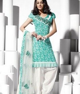 Salwar Kameez Neck Designs 2014 For Ladies