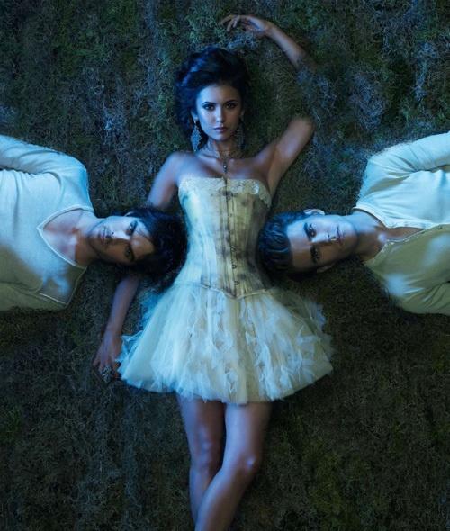 lovelovelove: Vampirediaries, The Vampires Diaries, Picture-Black Posters, Seasons, Dresses, Tvd, Movie, The Vampire Diaries, Nina Dobrev