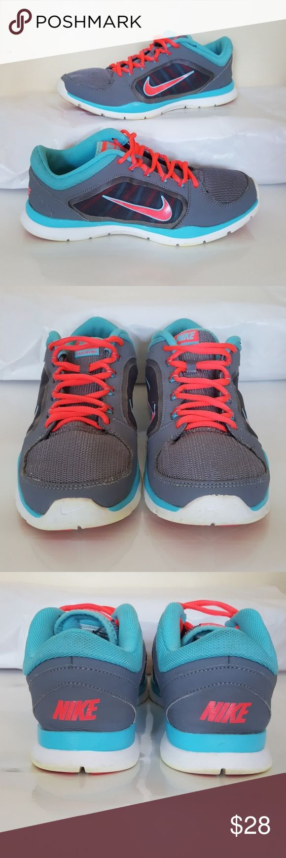 Nike Training shoes In good used condition Nike Shoes Athletic Shoes