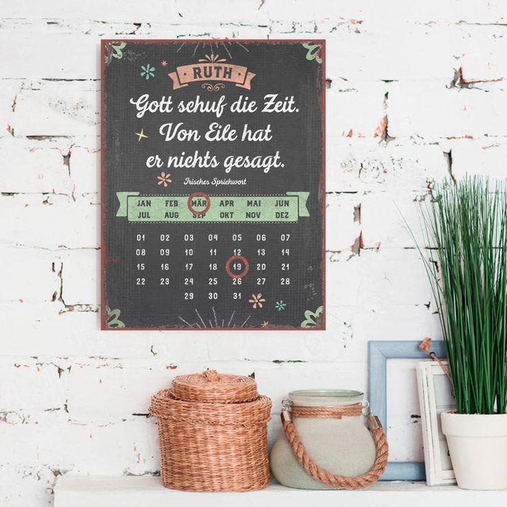 25+ parasta ideaa Pinterestissä Mein persönlicher kalender - küchenkalender 2015 selbst gestalten