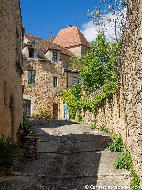 Escapade à Cadouin, dans le Pays de Bergerac (Périgord) - Carnet d'escapades