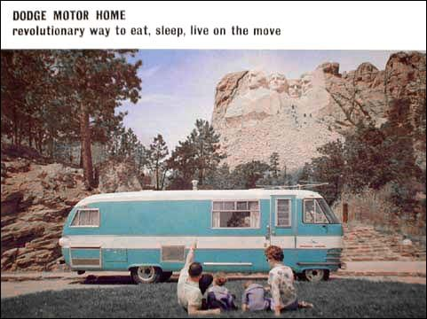 It all started with Frank and a Chrysler chassis in 1958. This spark eventually turned into the now retro classic motorhome, the Dodge..