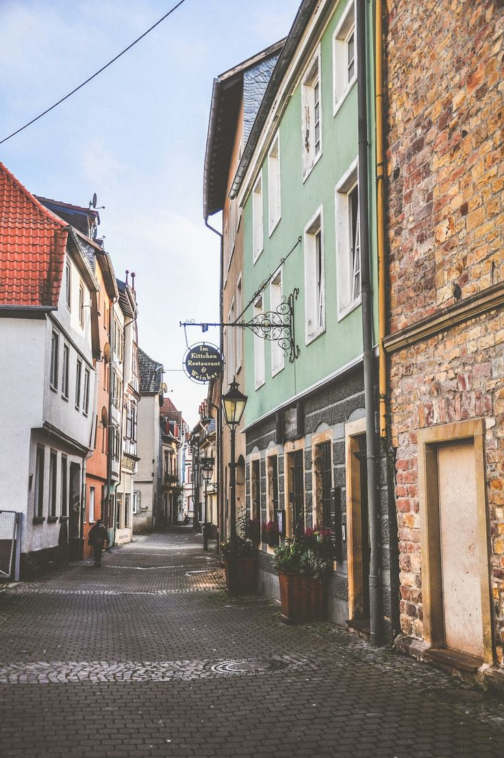 Streets of Bad Kreuznach,   Rhineland-Palatinate | Germany (by...