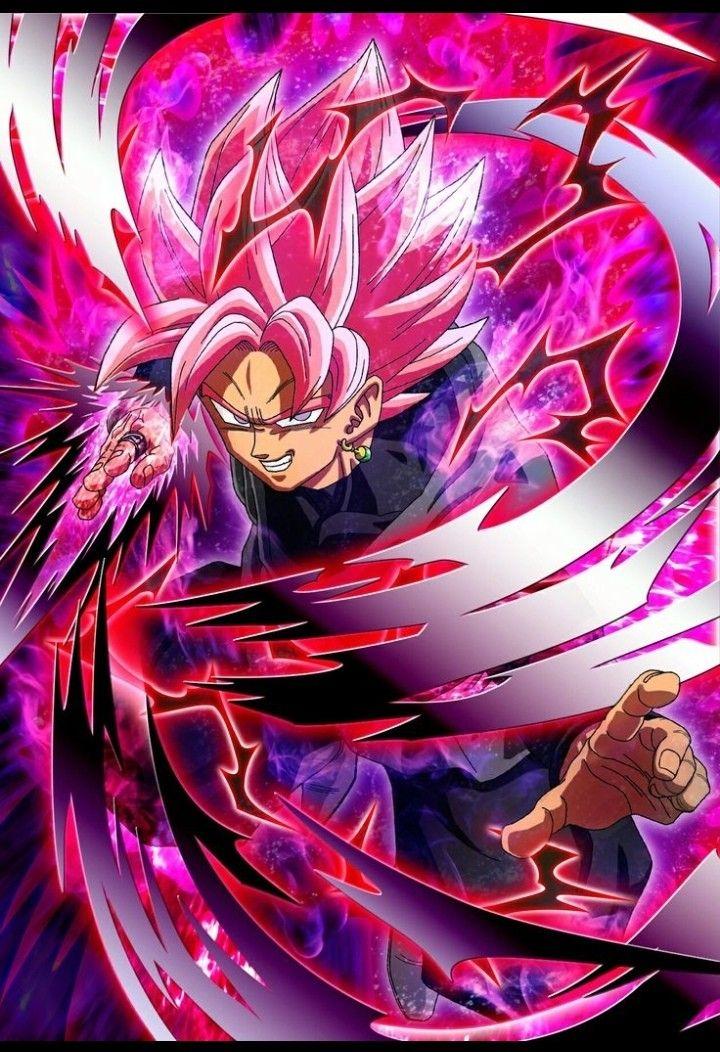 Goku black ssj rosé🖤 | Coloriage dbz, Dessin goku, Fond d'écran téléphone manga