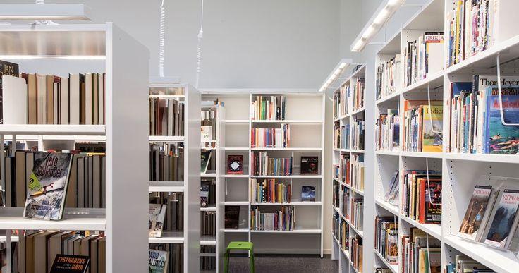 Bara Library | ateljé Lyktan