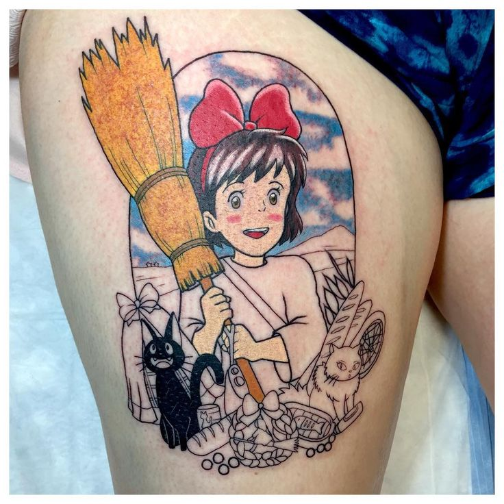 94 best images about studio ghibli kiki 39 s delivery for Kiki tattoo artist