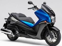 Honda Scooter 2011.  It almost doesn't look like a scooter.