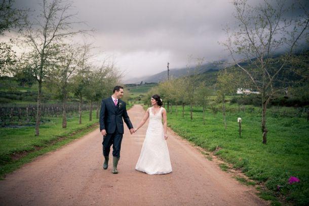 Real Wedding at Waverley Hills {Anneke & Dawie}