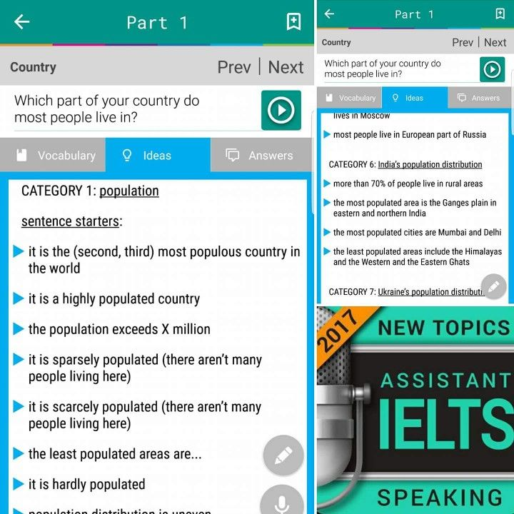 32 best IELTS Speaking Assistant on Google Play and App Store images - best of google play