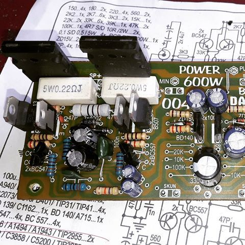 PCB Layout Power Amplifier 500W Elektronıl Pinterest Audio - pcb layout engineer sample resume