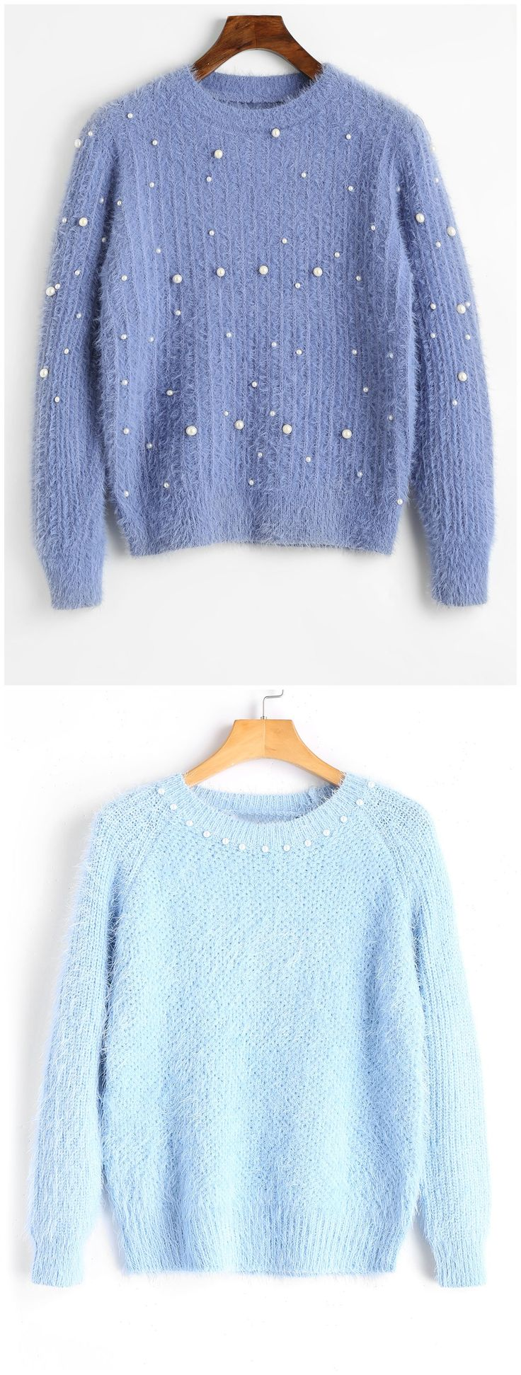 Up to 80% OFF! Crew Neck Beading Sweater. #Zaful #sweater Zaful, zaful outfits, fashion, style, tops, outfits, blouses, sweatshirts, hoodies, cardigan, turtleneck,cashmere,cashmere sweater sweater, cute sweater, floral sweater, cropped hoodies, pearl sweater, knitwear, fall, winter, winter outfits, winter fashion, fall fashion, fall outfits, Christmas, ugly, ugly Christmas, Thanksgiving, gift, Christmas hoodies, New Year Eve, New Year 2017. @zaful Extra 10% OFF Code:ZF2017