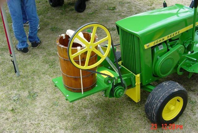 John Deere 100 Garden Tractor Attachments : Attachment php john deere pinterest