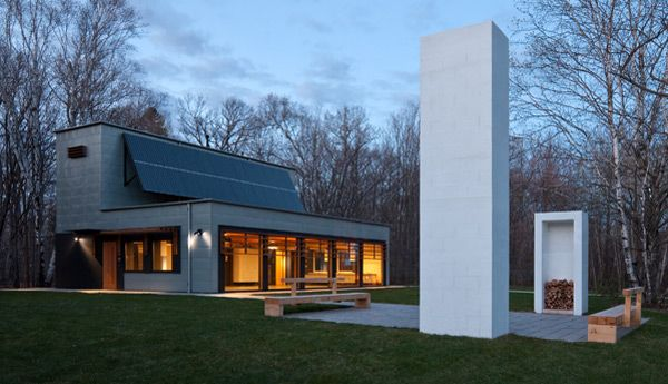 Modern Outdoor Classroom ~ Modern classroom by salmela architect http