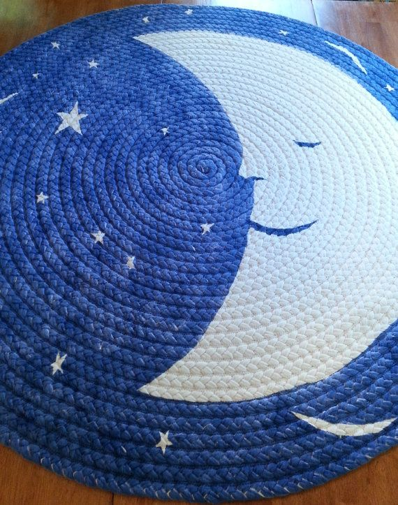 Oval Braided Rug by Green At Heart Rugs  Etsycom