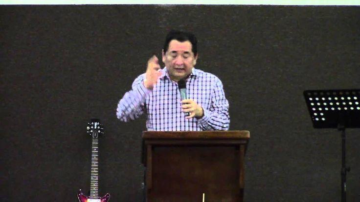 La llenura del Espiritu Santo.   https://www.youtube.com/watch?v=abVbyH057G4