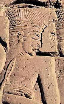 THE SEA PEOPLE  Here is a PLST (Peleset) in 1170 BC.  They wore FEATHERS on their heads like the Atzec..They first came FROM the Atlantic Sea 9.600 years ago  After they were know as Philistines or Phoenicians. And they were also related to the Sherdesh (Sardinian) and the Tursha (or Tyrshenoi)..Etruscans