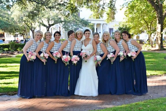 Savannah Yacht Club Wedding By Donna Von Bruening Photography Chats And