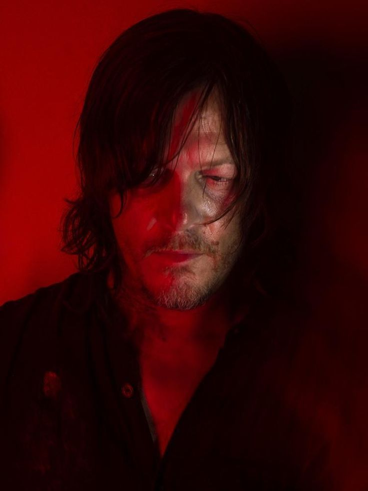 The Walking Dead Season 7 Character Portraits daryl2-201258 – The Walking Dead