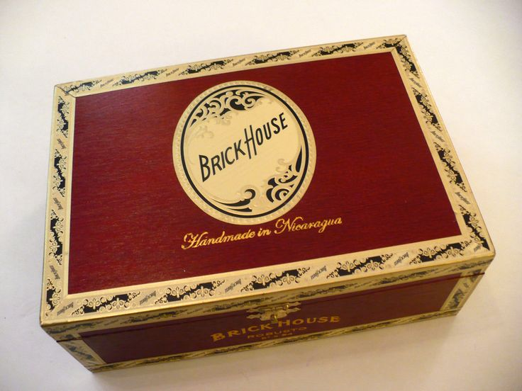 Craft Tutorial: Divided Cigar Box - includes supply list, simple how to with pictures. I've gotta try it!