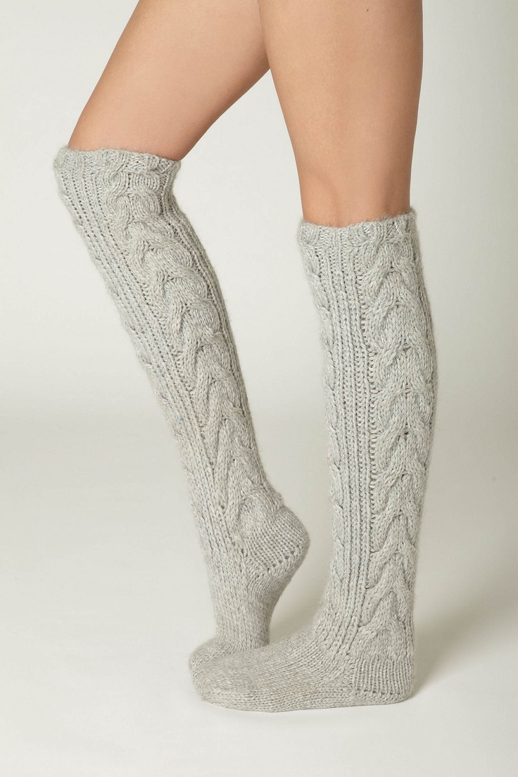 Thermic Bliss Socks from Anthropologie. WANT these!