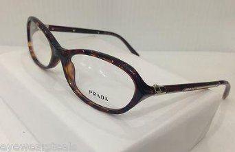 Prada Eyeglasses VPR05O AB6-1O1 51 Prada. $50.00