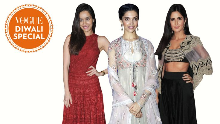 13 Bollywood ladies who have their festive dressing on point