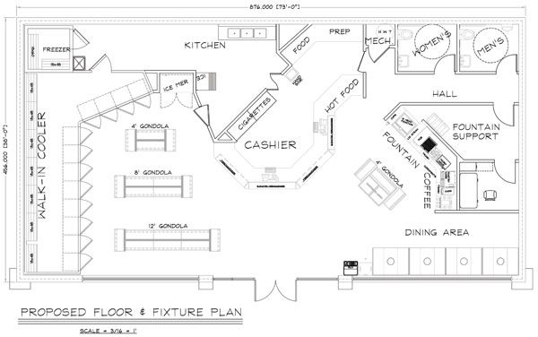 Floor Plan Store Layout Store Plan Coffee Shop Interior Design