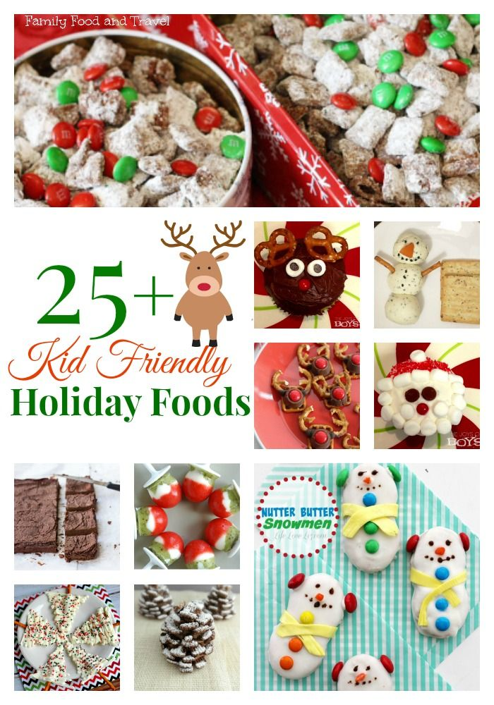 Kid Friendly Holiday Food Kid School Events And Fun