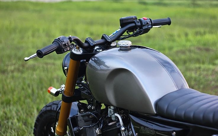 Kawasaki Ninja  Tracker