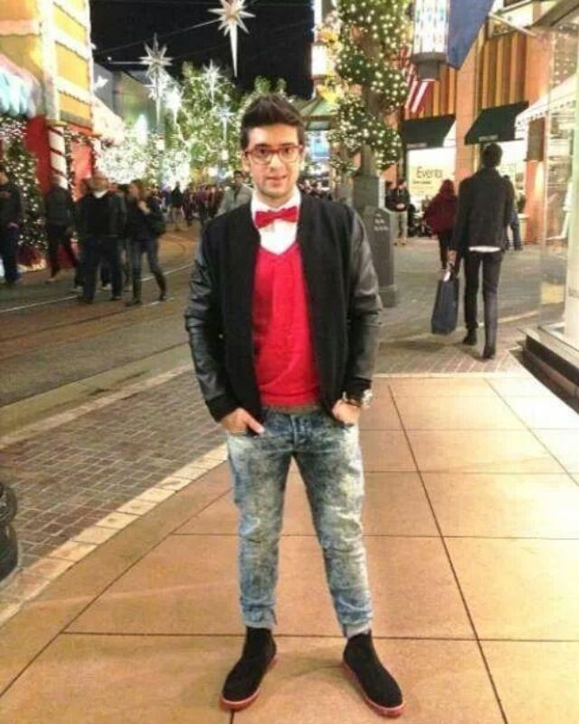 Christmastime PIERO❤ at The Grove, Los Angeles