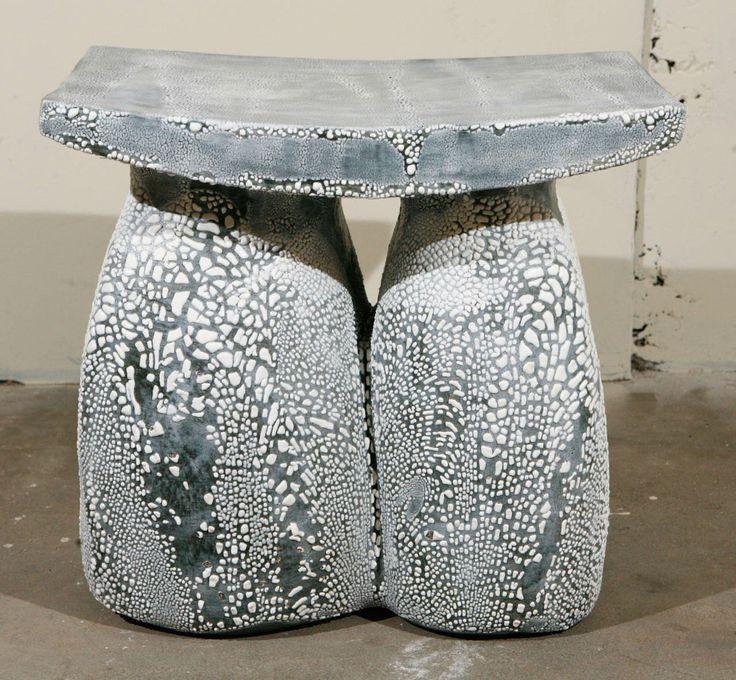 // JoAnn Patterson stool