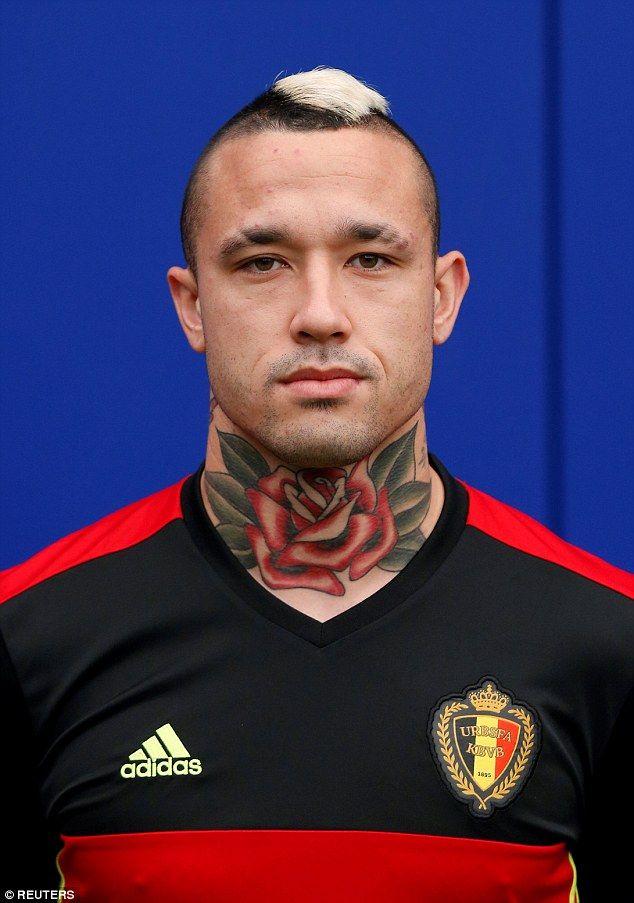 Belgium & Roma Defensive Midfielder Radja Nainggolan