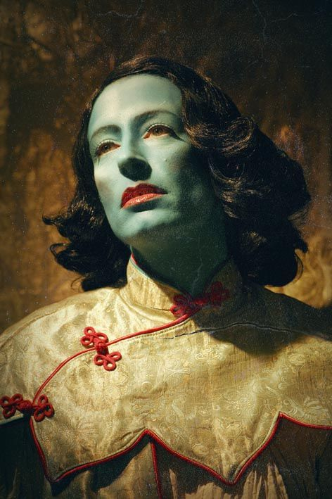 The Memoirs of Tricity Vogue: Tretchikoff and the Real Blue Lady