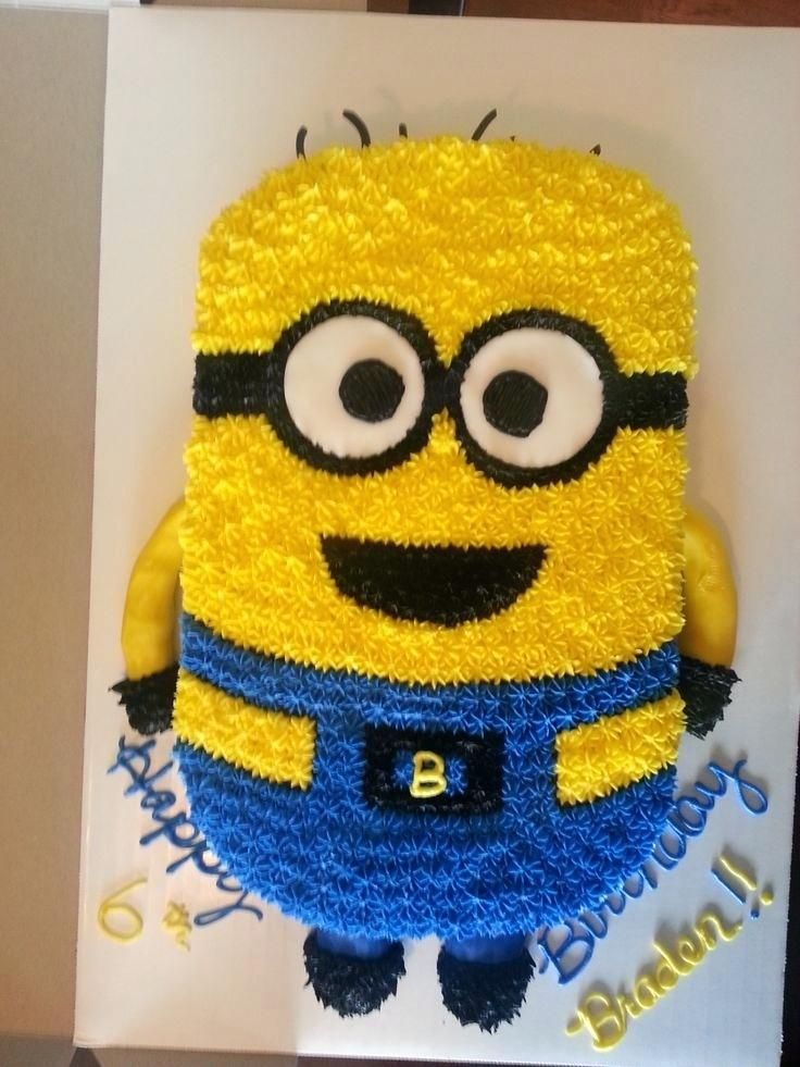 Enjoyable Homemade Minion Birthday Cake Ideas Idea My Is On Next Want This Personalised Birthday Cards Paralily Jamesorg