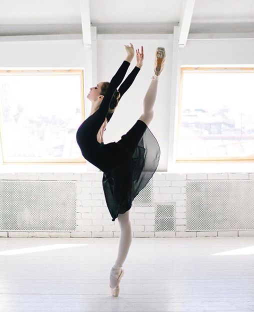 <<Alina Veselova (graduate of Vaganova Ballet Academy), Alina isn't' mentioned as often as her classmates. I'm sorry to say that I don't have a lot of information about her either…She is listed as a corps member on the Yacobson Ballet website...>>