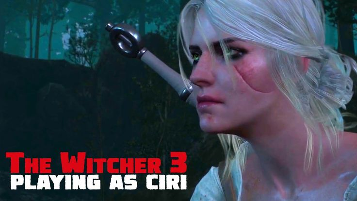 The Witcher 3: Wild Hunt - Ciri's Story: The King of The Wolves PC