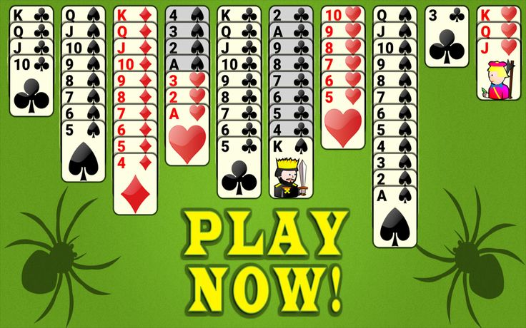 Play Spider Solitaire • Play Free Spider Solitaire Game Online Today! - http://playfreeonline32.com/play-spider-solitaire/
