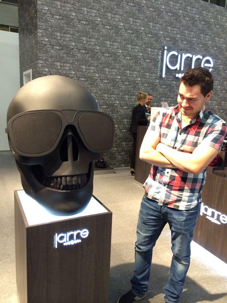 Mine nye favoritt høytallere ifra Jarre HD skull
