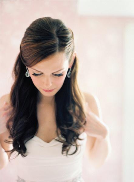 Bridal Hairstyle - Long Hairs