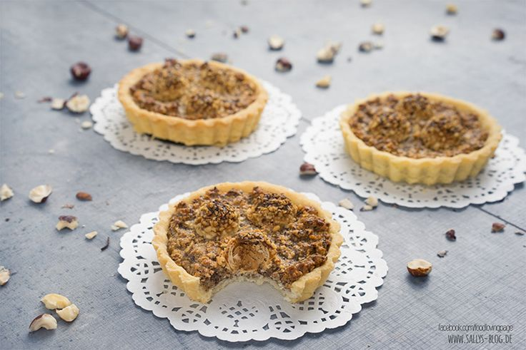 Sallys Blog - Mini-Tartelettes mit Giotto