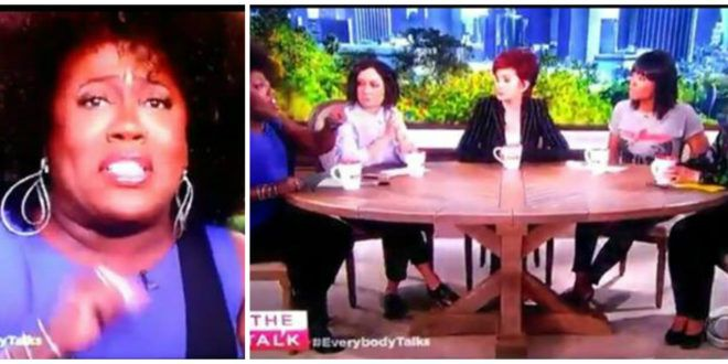 Must See: Sheryl Underwood Goes All The Way Off On Her 'The Talk' Co-Hosts &…