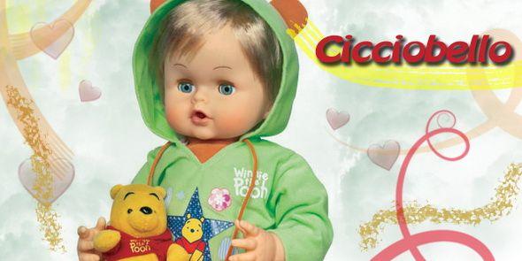ROVIGO Chi, durante l'infanzia, non ha avuto il bambolotto Cicciobello? Si è spento all'età di 90anni il papà de famoso bambolotto biondo
