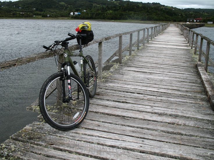 Chiloe Island, Chile #bicycle #travel